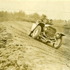 Indy Speedway First Car