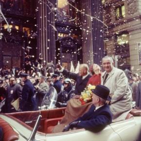 Lyndon B. Johnson Parade